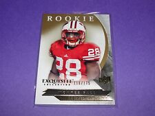 2012 Exquisite MONTEE BALL Draft Picks RC/175 Denver BRONCOS Wisconsin BADGERS