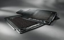 LEXUS OEM FACTORY ALL WEATHER FLOOR MAT SET 2014-2016 IS250 & IS350 2WD ONLY