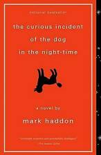 The Curious Incident of the Dog in the Night-Time (Vintage Contemporaries), By H