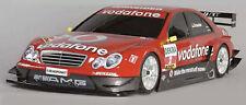 FG Grüschl 4WD 530 RTR Chassis lackiert Karosserie Mercedes Benziner # 157228R