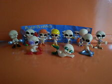 Figure Straniere-Set di COMPLETO-Alien Olympics-Borgmann - 1998 - + 1 BPZ -
