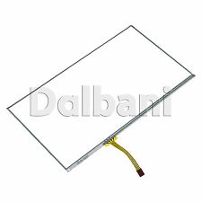 "7.5"" DIY Digitizer Resistive Touch Screen Panel 1.14mm x 98mm x 164mm 4 Pin"