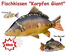 Gaby Fisch Kissen Karpfen Giant 90cm Kuscheltier Deko Stofftier Kopfkissen