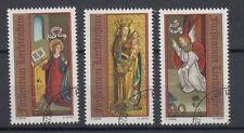 Liechtenstein 1991 Natale 968-70 usato
