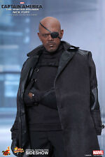 Hot Toys nick fury captain america the winter soldier new uk MMS315 902541 uk