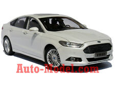 1:18 Changan Ford 2014 Mondeo (Fusion) Titanium White Platinum Dealer Edition