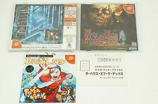 The House of the Dead 2 DC Sega Dreamcast Japan USED