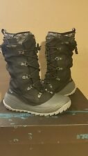 TEVA Jordanelle  3WP Black -25f women's snow boots size 5US