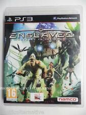 OCCASION jeu ENSLAVED Odyssey To The West sur playstation 3 PS3 francais action
