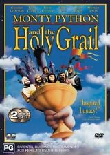 Monty Python And The Holy Grail (Dvd, 2003, 2-Disc Set) Region 4
