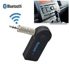 3.5mm AUX STEREO WIRELESS MINI BLUETOOTH MUSICA RICEVITORE ADATTATORE AUDIO STEREO