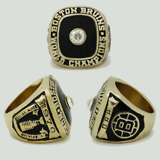 NHL STANLEY CUP HOCKEY 1970 REPLICA CHAMPIONSHIP RING BOSTON BRUINS BOBBY ORR