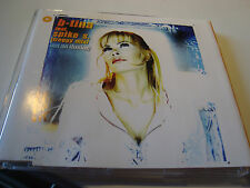RAR SINGLE CD. B-TINA FEAT SPIKE S. NOT AN ILUSION. EURO DANCE. MADE IN SPAIN