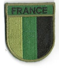 Toppe Toppa PATCH MILITARE MILITARI  FRANCE OPEX CAMO AIRSOFT SOFTAIR