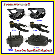 2000-2005 Chevrolet Monte Carlo 3.8L Engine Motor & Trans. Mount Set 6PCS