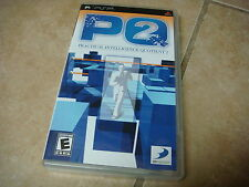 PQ2: Practical Intelligence Quotient 2 (Sony PSP, 2007)