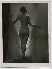 Photo Henri Manuel - Nu Femme - 1930 -