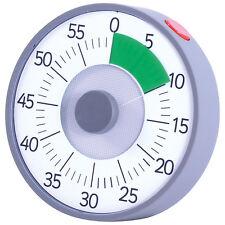 NEU: 16cm Kurzzeitwecker Kurzzeitmesser Wecker Time Timer Stoppuhr Autismus ADHS