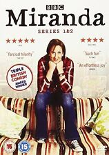 Brand New - Miranda - Series 1-2 - Complete ( 2-Disc Set, Box Set)