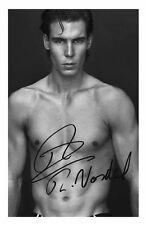RAFA NADAL AUTOGRAPHED SIGNED A4 PP POSTER PHOTO