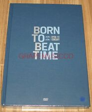 BTOB 2015-16 BTOB Born To Beat TIME CONCERT DVD + PHOTOBOOK + STANDING PAPER NEW