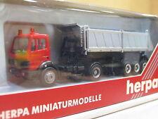 Herpa 140591 MB Kippsattelzug OVP (L9975)