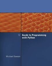 Guide to Programming with Python (Book & CD Rom)