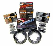 *NEW* Front Semi Metallic  Disc Brake Pads with Shims - Satisfied PR680