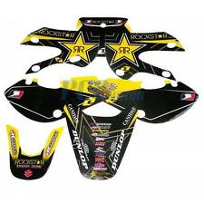 ROCKSTAR GRAPHICS DECAL STICKERS KIT FOR KAWASAKI KLX110 KLX 110 KX 65 9 DE61