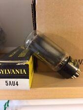 Sylvania 5AU4 Electronic (Vacuum) Tube (NOS) Original Box