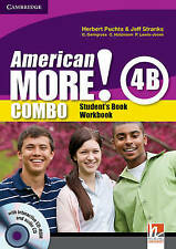 American More! Level 4 Combo B with Audio CD/CD-ROM by Christian Holzmann,...