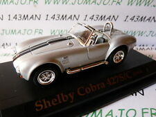 voiture 1/43 ROAD SIGNATURE : SHELBY cobra 427S/C 1964 grise