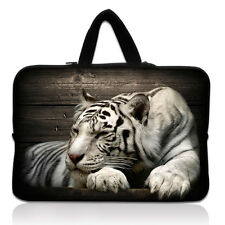 "Tiger 15"" Laptop Carry Sleeve Case Bag+Handle For 15.6"" Acer HP Dell ASUS Lenovo"