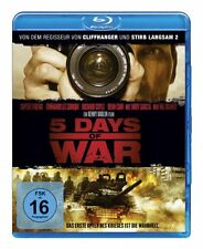 5 Days of War ( Kriegsfilm )von Renny Harlin mit Andy Garcia, Val Kilmer Blu-Ray