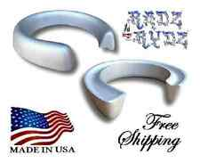 """1982-2004 Chevy S10 Sonoma Blazer Jimmy S15 2.5"""" Lift F Coil Spring Spacers kit"""