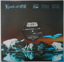 "12"" DE**CRYSTAL VOYAGER - EASTERN FOREST / CALL (LAND OF OZ '95)***19695"