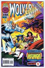 WOLVERINE #104 - August 1996 Issue - Larry Hama, Val Semeiks- VF/NM