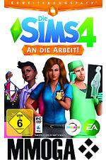Die Sims 4 An die Arbeit Addon - EA Origin PC Key The Sims 4 Get to work DLC EU