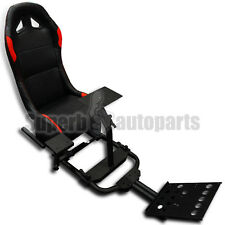 Racing Game Seat Driving Simulation Corsa Gaming Seat Cockpit Xbox 360 PS3 PS4