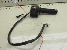 1984 KAWASAKI ZX550 GPZ RIGHT HANDLEBAR CONTROL ****FOR PARTS ONLY*** (SHP)