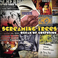 SCREAMING TREES - OCEAN OF CONFUSION SONGS OF (2005) New Sealed CD Greatest Hits