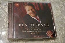 My Secret Heart: Songs of the parlour, stage by Ben Heppner CD Free Ship