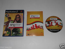 SINGSTAR PORTUGAL HITS for the PLAYSTATION 2 'VERY RARE & HARD TO FIND'