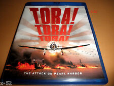 TORA TORA TORA blu-ray Attack on Pearl Harbor Movie US JAPAN co-production