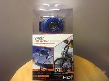 Vivitar DVR785HD Waterproof Action Camera Camcorder New in Box
