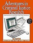 Adventures in Criminal Justice Research: Data Analysis for Windows® Using SPSS(T