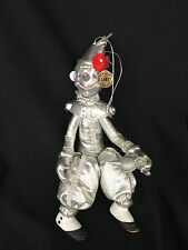 "Kurt Adler Santa's World Wizard of Oz The Tin Man 7"" Figure Ornament 1987"