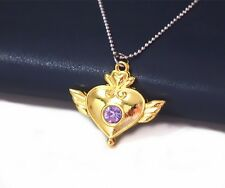 Anime Sailor Moon Mars Jupiter Mercury Venus Pendant Cosplay Necklace Toy B