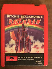 Ritchie Blackmore's Rainbow 8-Track Tape