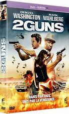 DVD  //   2 GUNS   //  Denzel Washington - Mark Whalberg  /  NEUF cellophané